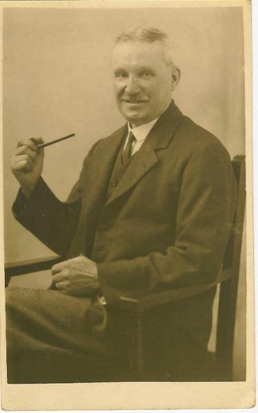 Inspector Arthur Robert Genn