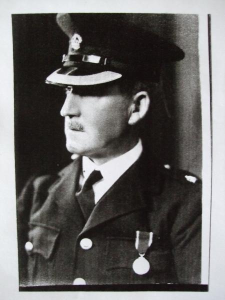 Inspector Hudson